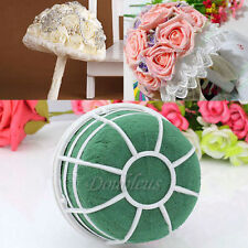 1/4/6 Bouquet Handle Holder Bridal Floral Wedding Flower Holder Decoration DIY