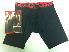 "NEW Men's Under Armour 9"" Original Boxerjock Extended Boxer Brief  #1230365"