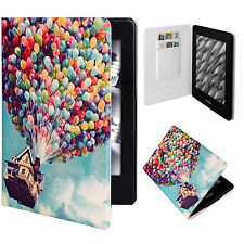 "Up Balloon PU Leather Flip Cover Case For 6""Amazon Kindle Paperwhite 1 2&3G Wifi"