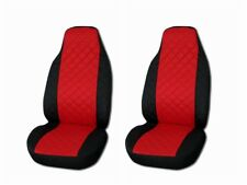 Front Seat Covers (1+1)  for Audi A2 , A3 , A4 , A6