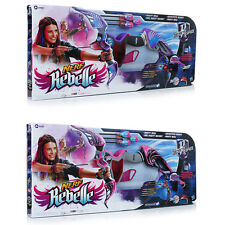 New Nerf Rebelle Secret & Spies Agent Bow Hasbro