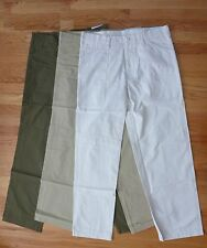 *NWT $69 Patagonia Men's All-Wear Pants 100% Organic Cotton Sz 32 33 34 36 38 40