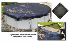 NEW Arctic Armor Above Ground Swimming Pool Winter Cover Leaf Net Round or Oval