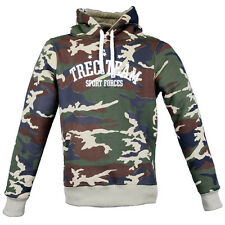 Blouse Trec Wear HOODIE 001 CAMO for Sports and Training by Trec Nutrition
