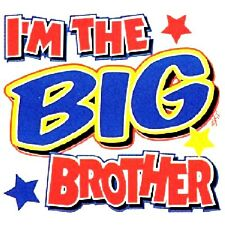 I'm The Little ,Middle  & Big Brother  Very Cute All Sizes T-Shirt For Kids