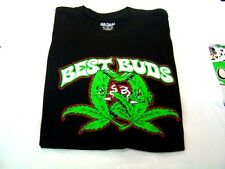 Weed Funny T-shirt Best Buds Marijuana Shirt Leaves Legalize Cannibas