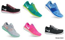 Nike Flex Run High-Performance Running Shoes - Women