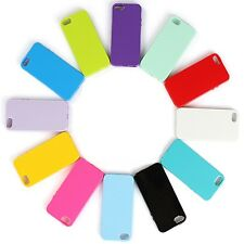 New Apple iPhone 6 Silicone Case Soft Gel Cover Jelly Bumper Rubber Skin 4.7''