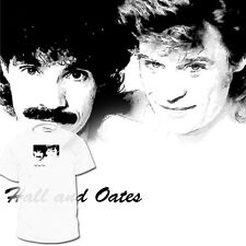 Hall and Oates Drawing T shirt Hall & Oates oats