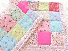 Patchwork Quilting Kit Cot Single Dbl King Complete Quilting Set Sewintocrafts!