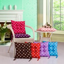 Multicolor Seat Dot Solid Thickened Home House Soft Chair Ground Cushion Mat Pad