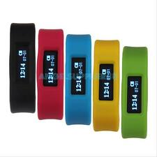 A#S0 Bluetooth 4.0 Sport Health Smart Wrist Band Bracelet for IOS Android iPhone