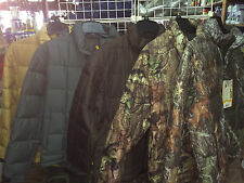 Browning 500 fill down jackets Adult sizes