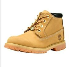 TIMBERLAND Waterproof Nellie Chukka Women's Size Double Sole 23399 Wheat