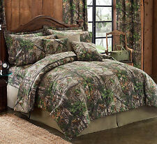 Realtree Xtra Green Camo EZ Bed Set - Comforter - Sheets  Camouflage Bedding