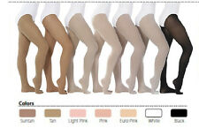 NEW! SO DANCA WOMENS ADULT BALLET FOOTED TIGHTS. 8 COLORS TO PICK FROM! (TS02)