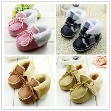 Fashion Warm Baby Shoes Baby Winter Shoes Boys Girls Baby Ankle-Boots 0-18M