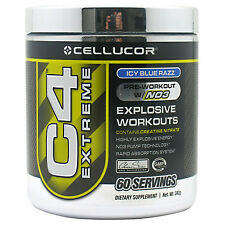 C4 Extreme, Cellucor, 312  grams, 60 Servings, pre-workout