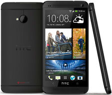 NEW HTC ONE M7  32GB BLACK / WHITE UNLOCKED SMARTPHONE + FREE GIFTS