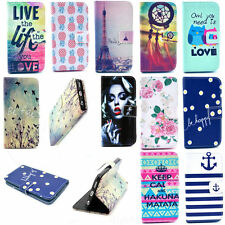 Premium Selected Card Carrier Pocket Pouch Leather Case Cover for Smart Phone