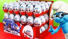 GENUINE KINDER Surprise Eggs 24 48 or 72 In a Pack Toddlers Special KINDER EGGS