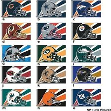NFL Flag 3' x 5' Banner of all teams~~~
