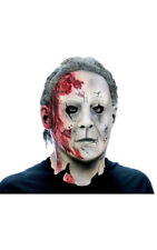 LICENSED HALLOWEEN 2 MICHAEL MYERS SCARY ADULT MASK ACCESSORY