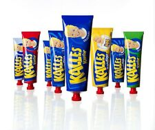 Kalles Caviar Tube & 8 Different Varieties.  Made in Sweden ONLY