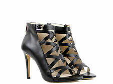 Michael Kors Thedore Strap High Heel Shoes Brand New With Box