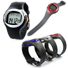 NEW Men Women Pulse Heart Rate Monitor Calories Counter Fitness Watch Brand US