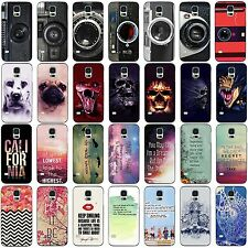 Fashion Hot Punk Design Phone Hard Skin Case Cover for Samsung Galaxy S3 S4 S5