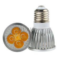 E27 5W LED High power Spot Light Bulb Lamp Warm / Cool White AC 85-265V