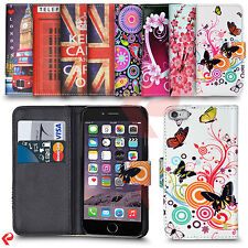 LUXURY AND CLASSIC DESIGNER FLIP WALLET PU LEATHER CASE COVER + SCREEN PROTECTOR