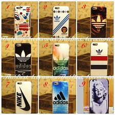 For Apple iPhone 6(4.7in) Adidas Nike Marilyn Monroe Hard Case/Cover+Gift #LV1GG