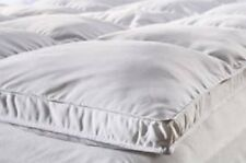 "Fully Reversible 1"" Down Alternative Mattress Topper Pad, Twin, Full, Queen"