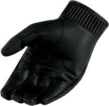 *FAST SHIPPING* ICON WOMENS HELLA KANGAROO SHORT MOTORCYCLE GLOVE