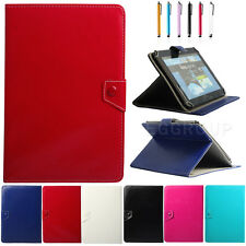 """US Stock Universal Flip PU Leather Stand Case Cover For 9.7"""" - 10.1"""" inch Tablet"""