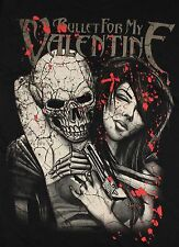 Bullet for my Valentine heavy metal hard rock sexy girl T-shirt Man Sz M,L