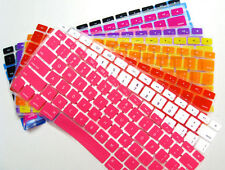 Silicone French Keyboard Cover Skin for Macbook Pro 13 15 17,Macbook Air 13 inch