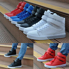 New Fashion Men's Casual High Top Sport Sneakers Athletic Running Shoes PC137