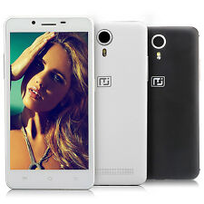 "5.0"" Unlocked Dual Sim Quad Core Android 4.4 8GB Smart Cell Phone Straight Talk"