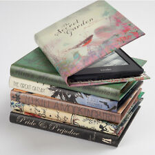 "Amazon Kindle 6"" Cover Range in Classic Book look Style by KleverCase"