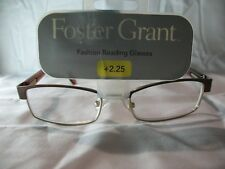 Foster Grant Molly Brown Fashion Reading Glasses +1.25 1.75 2.25 2.75