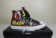 Converse The Flash All Star Chuck Taylor DC Comics Red/Gray Sneakers