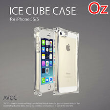 Ice Cube Case for iPhone 5/5S, Full Protection Quality Cover WeirdLand