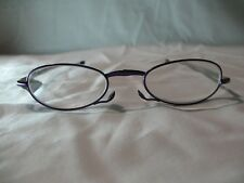 Foster Grant Gwendolyn Purple Folding Reading Glasses with Case +1.50 2.00 2.50