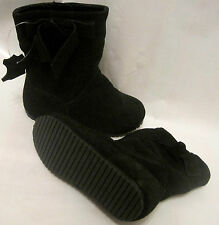 New girls x faMouS store black boots size 4 5 6 7 8 9 10 11 12 13 more next week
