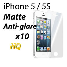 ANTI-GLARE MATTE LCD FILM SCREEN PROTECTOR FOR Apple iPhone 5 5S