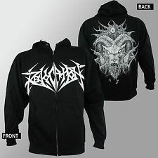 Authentic REVOCATION Ram worm Logo Zipup HOODIE S M L XL XXL NEW