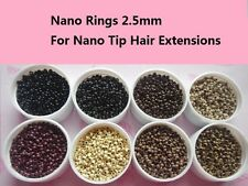 Nano Rings Beads for Nano Tip Hair Extensions